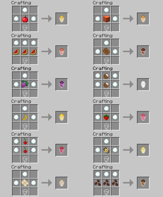 1472575755_638_Lots-of-Food-Mod-1.10.21.9.4 Lots of Food Mod 1.10.2/1.9.4