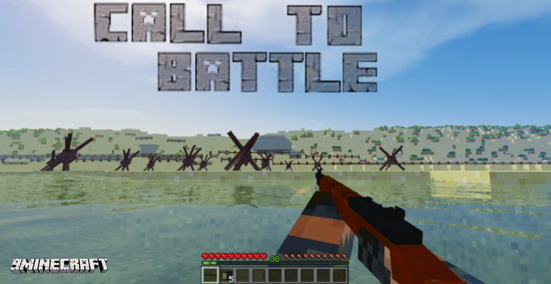1472657733_482_Call-to-Battle-–-The-WWII-Mod-1.7.10 Call to Battle – The WWII Mod 1.7.10