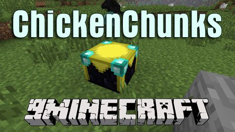 ChickenChunks-Mod-1.10.21.9.4 ChickenChunks Mod 1.10.2/1.9.4