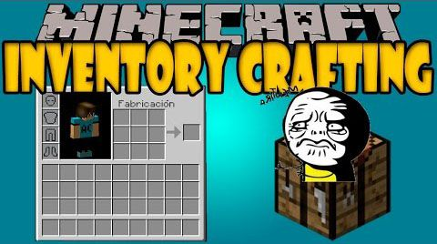Inventory-Crafting-Grid-Mod-1.8.9 Inventory Crafting Grid Mod 1.8.9