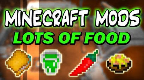 Lots-of-Food-Mod-1.10.21.9.4 Lots of Food Mod 1.10.2/1.9.4