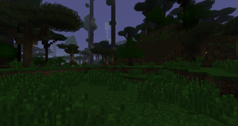 The-Twilight-Forest-Mod-1.7.10 The Twilight Forest Mod 1.7.10
