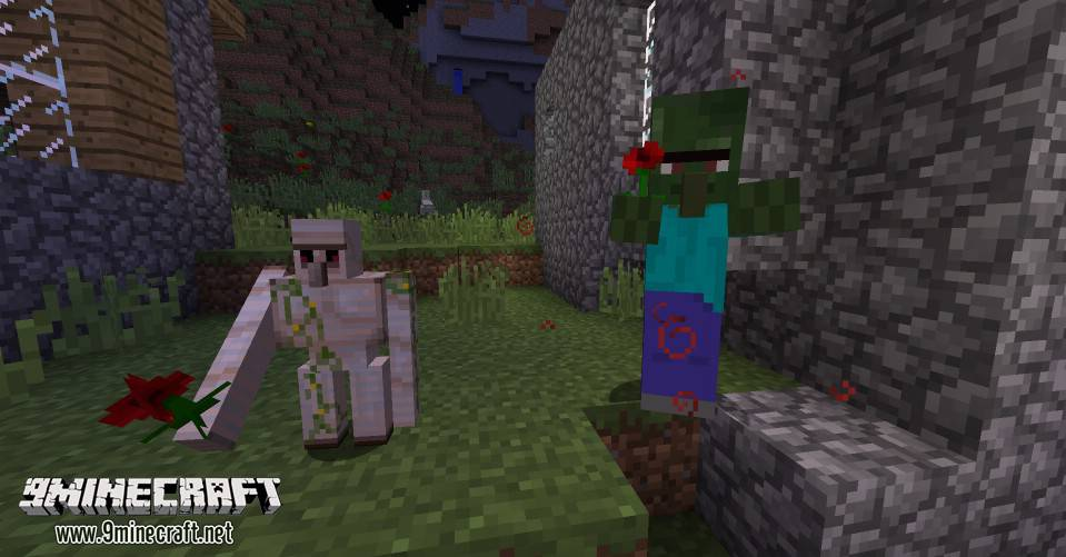 1472893332_245_Baby-Mobs-Mod-1.10.21.9.4 Baby Mobs Mod 1.10.2/1.9.4
