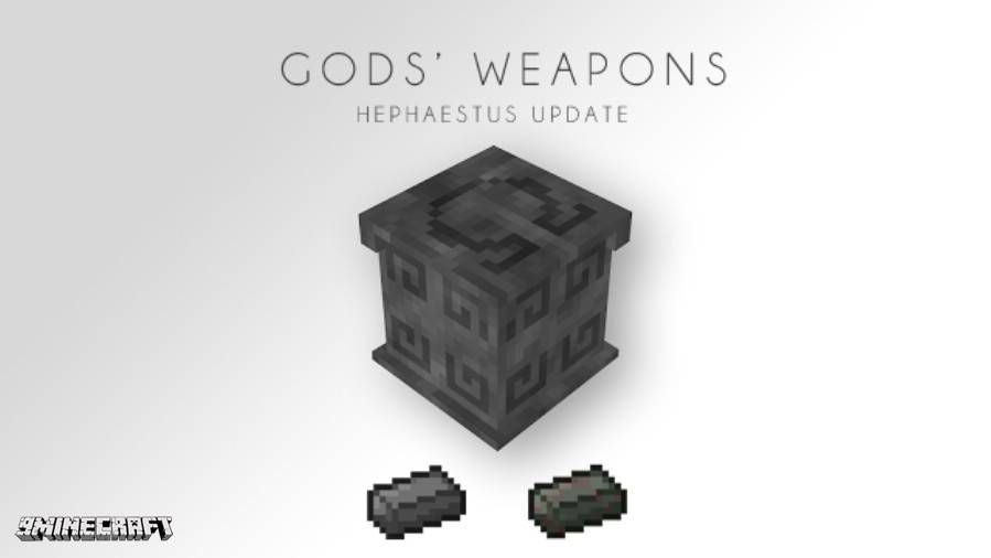 1473007233_384_God's-Weapons-Mod-1.10.21.9.4 God's Weapons Mod 1.10.2/1.9.4