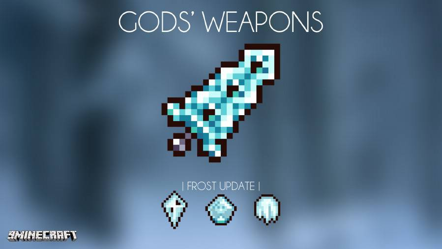 1473007233_488_God's-Weapons-Mod-1.10.21.9.4 God's Weapons Mod 1.10.2/1.9.4