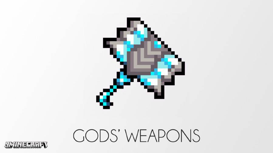 1473007233_78_God's-Weapons-Mod-1.10.21.9.4 God's Weapons Mod 1.10.2/1.9.4