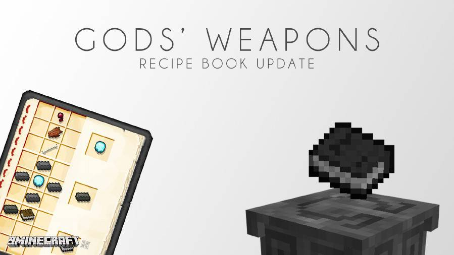 1473007234_742_God's-Weapons-Mod-1.10.21.9.4 God's Weapons Mod 1.10.2/1.9.4