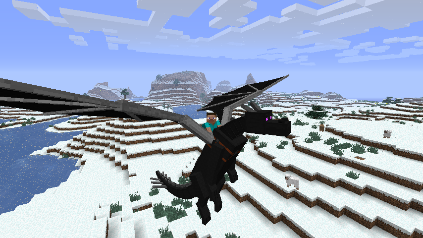 1474479341_393_Dragon-Mounts-Mod-1.10.21.9.4 Dragon Mounts Mod 1.10.2/1.9.4