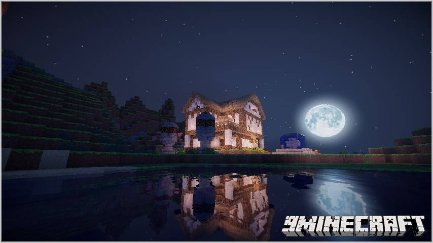 1474647950_989_Lagless-Shaders-Mod-1.10.21.9.4 Lagless Shaders Mod 1.10.2/1.9.4