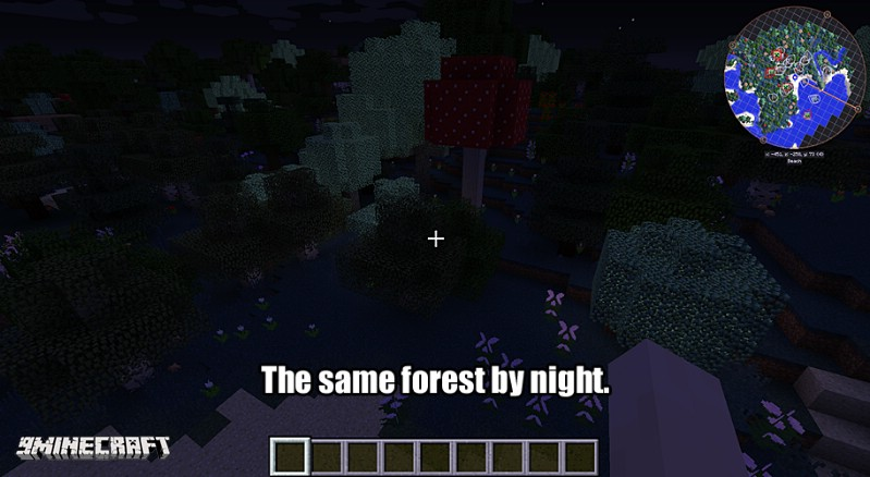 1474721946_23_Mithwood-Forest-Mod-1.10.2 Mithwood Forest Mod 1.10.2