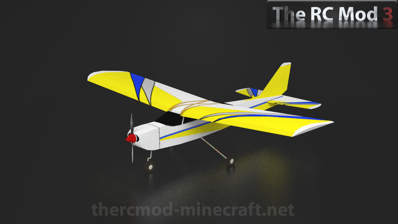 The RC Mod 1.10.2/1.7.10 1