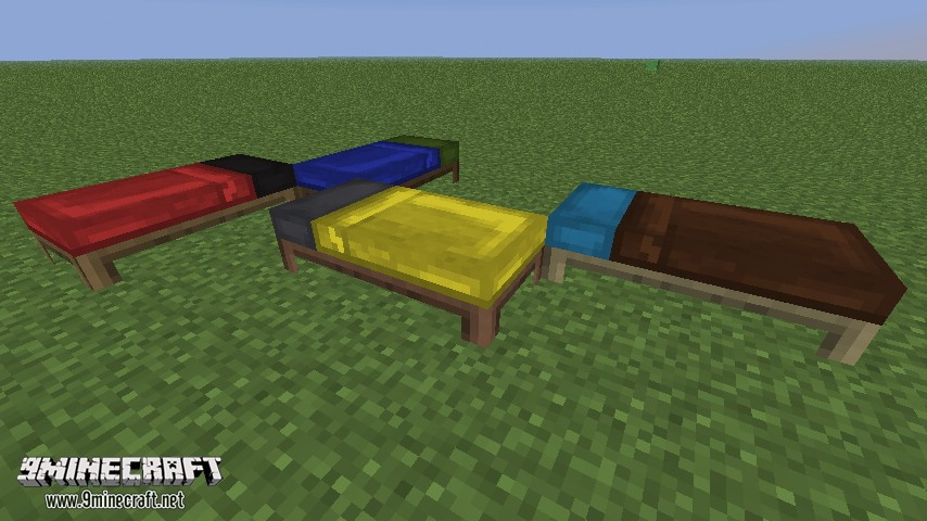 1475210619_900_Bed-Craft-and-Beyond-Mod-1.10.21.9.4 Bed Craft and Beyond Mod 1.10.2/1.9.4