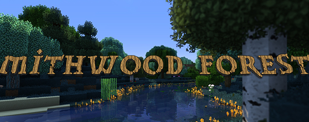 Mithwood-Forest-Mod-1.10.2 Mithwood Forest Mod 1.10.2