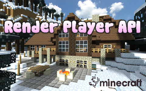 Render-Player-API-1.10.21.8.9 Render Player API 1.10.2/1.8.9
