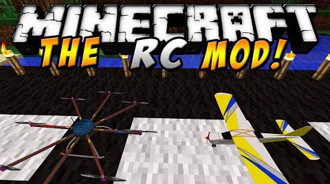 The-RC-Mod-1.10.21.7.10 The RC Mod 1.10.2/1.7.10
