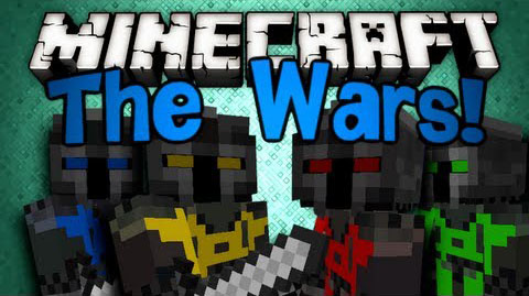 The-Wars-Mod-1.10.21.9.4 The Wars Mod 1.10.2/1.9.4
