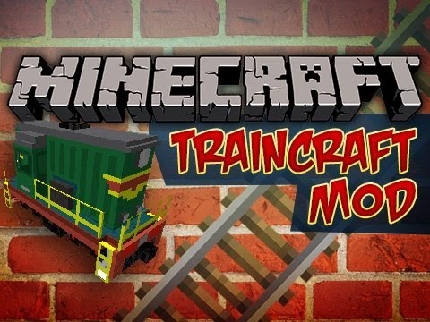 Traincraft-Mod-1.7.10 Traincraft Mod 1.7.10