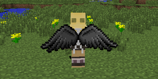 1477772606_70_Cosmetic-Wings-Mod-1.10.21.7.10 Cosmetic Wings Mod 1.10.2/1.7.10