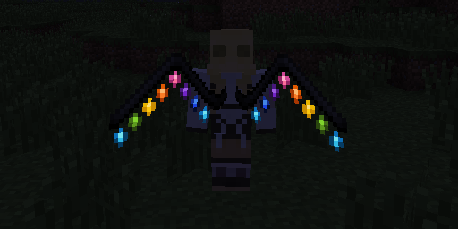 1477772607_990_Cosmetic-Wings-Mod-1.10.21.7.10 Cosmetic Wings Mod 1.10.2/1.7.10