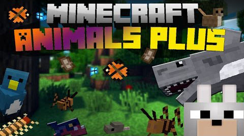 Animals-Plus-Mod-1.8.91.7.10 Animals Plus Mod 1.8.9/1.7.10