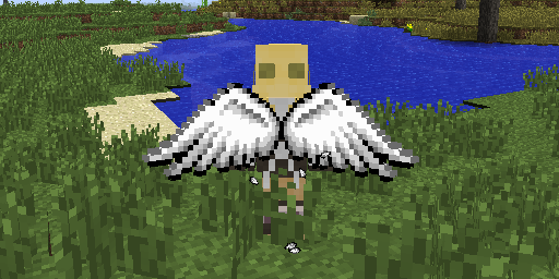 Cosmetic-Wings-Mod-1.10.21.7.10 Cosmetic Wings Mod 1.10.2/1.7.10