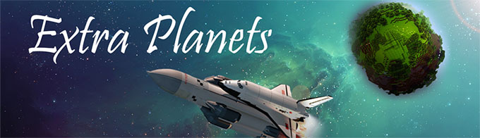 Extra-Planets-Mod-1.7.10 Extra Planets Mod 1.7.10