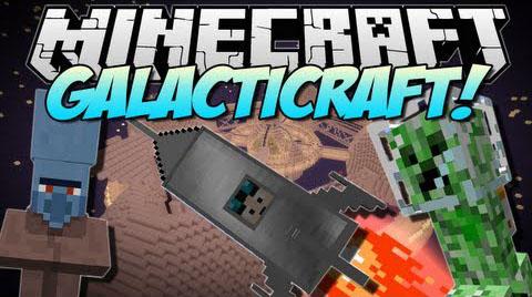 Galacticraft-Mod-1.7.10 Galacticraft Mod 1.7.10