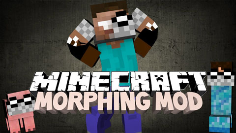 Morphing-Mod-1.7.10 Morphing Mod 1.7.10