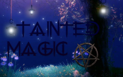 Tainted-Magic-Mod-1.7.10 Tainted Magic Mod 1.7.10