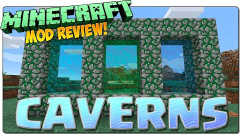 1478042633_Cavern-Mod-1 Ender Zoo Mod 1.11.2/1.10.2 for Minecraft