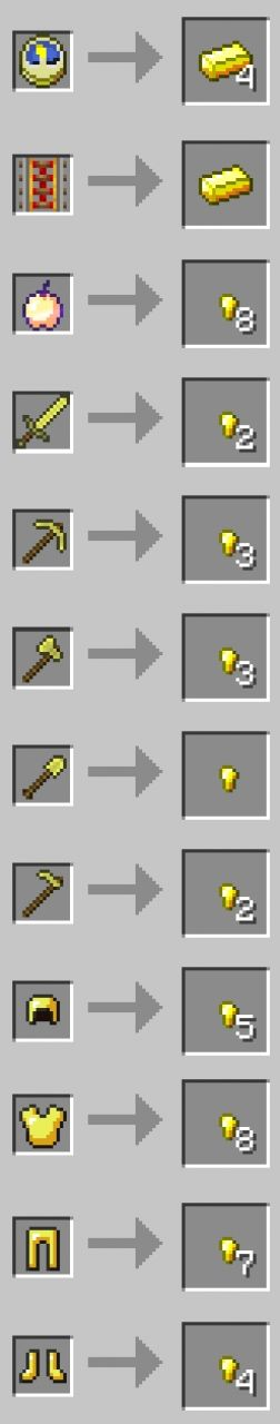 1478802978_205_Recycle-Iron-Mod-1.10.2 Recycle Iron Mod 1.10.2