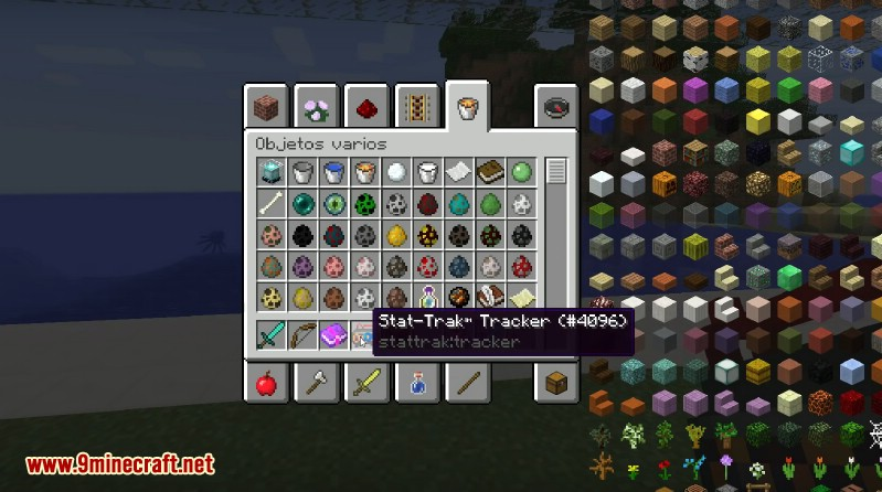 1478818308_821_Stat-Trak-Forge-Weapons-Mod-1.10.2 Stat-Trak Forge Weapons Mod 1.10.2