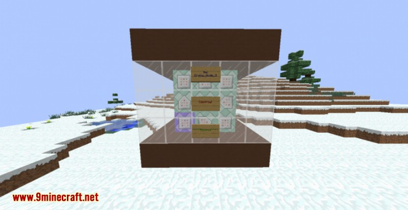 Tiniest Minecraft House Command Block 1 10 2