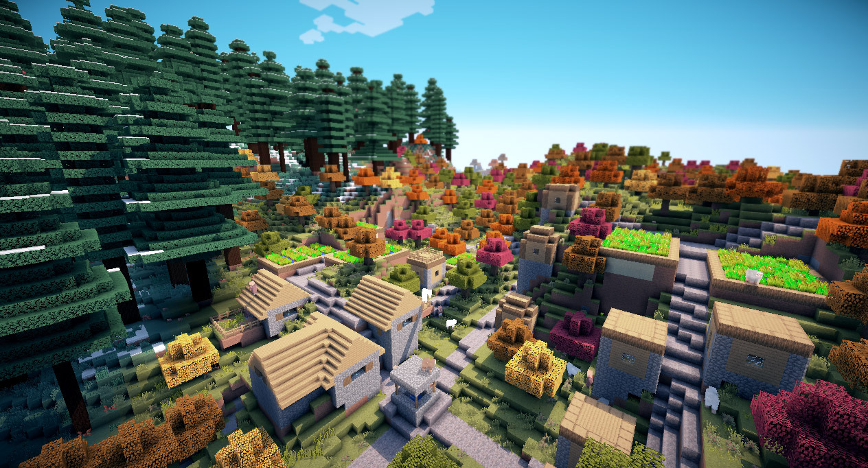 1479633301_421_sonic-ethers-unbelievable-shaders-mod-1-11-01-10-21-7-10 Sonic Ether's Unbelievable Shaders Mod 1.11.0/1.10.2/1.7.10