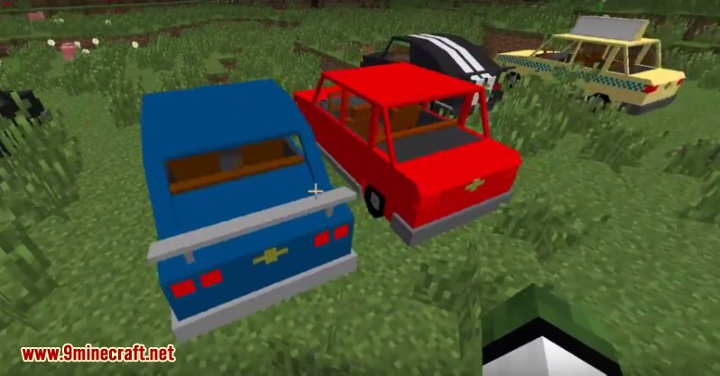 1480309360_210_vehicle-cars-trucks-mod-for-minecraft-1-7-10 Vehicle (Cars, Trucks) Mod for Minecraft 1.7.10