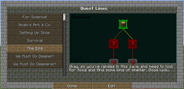 Better-Questing-Mod-1 Better Questing Mod 1.10.2/1.9.4/1.8.9/1.7.10