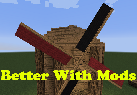 Better-With-Mods-Mod Better With Mods Mod 1.10.2/1.9.4