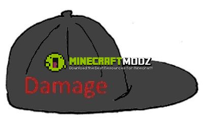 Damage-Cap Damage Cap Mod 1.10.2