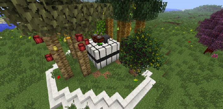 Forestry-Mod-2 Forestry Mod 1.10.2/1.9.4/1.7.10