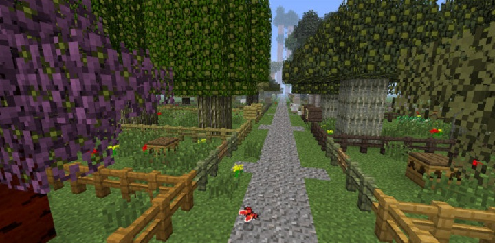 Forestry-Mod-3 Forestry Mod 1.10.2/1.9.4/1.7.10