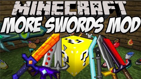 More-Swords-Mod More Swords Mod 1.8.9/1.7.10/1.7.2