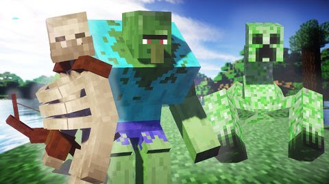 Mutant-Creatures-Command-Block-1.10.21.9.4 Mutant Creatures Command Block 1.10.2/1.9.4