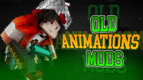 Old-Animations-Mod-1.8.9 Old Animations Mod 1.8.9