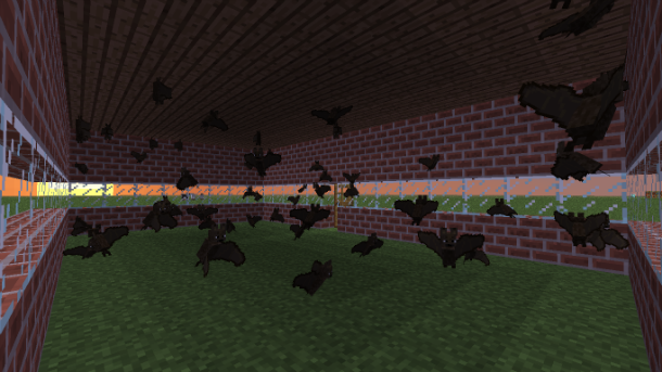 Pet-Bat-Mod-for-Minecraft-1.10.21.7.10 Pet Bat Mod for Minecraft 1.10.2/1.7.10