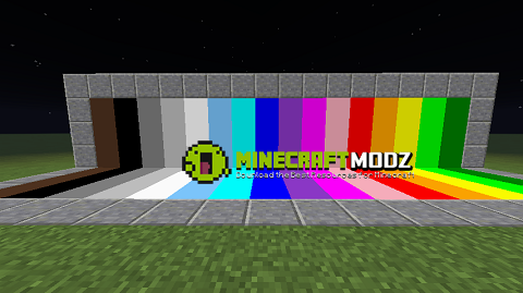 Purely-Colors Purely Colors Mod 1.11
