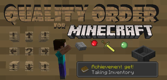 Quality-Order-Mod-for-Minecraft-1.10.21.7.10 Quality Order Mod for Minecraft 1.10.2/1.7.10