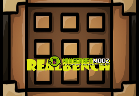 RealBench RealBench Mod 1.10.2/1.8.9/1.7.10