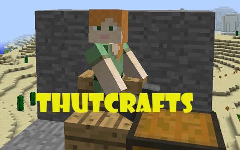 ThutCrafts ThutCrafts Mod 1.10.2