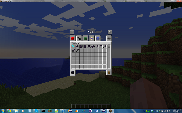 Tools-of-Obsidian-1 Tools of Obsidian Mod 1.7.10