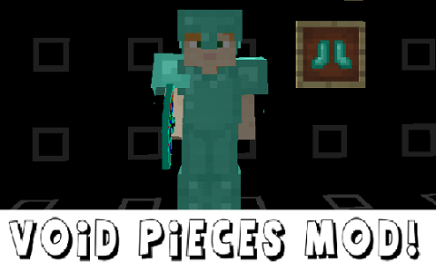 Void-Pieces Void Pieces Mod 1.10.2